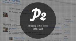 Group Micro-blogging Using WordPress