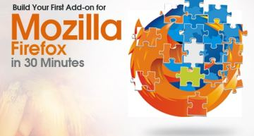 Build Your First Add-on for Mozilla Firefox in 30 Minutes