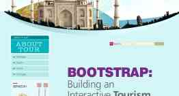 BOOTSTRAP: Building an Interactive Tourism Web Page