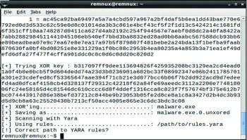 Figure 2- NomoreXor - XOR key