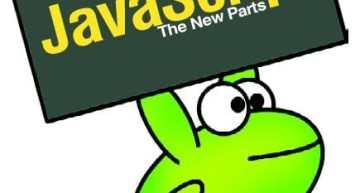 JavaScript The New Parts