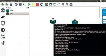 The Basics of Graphic Network Simulator 3 (GNS3)