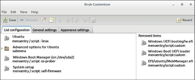 Getting Familiar with GRUB