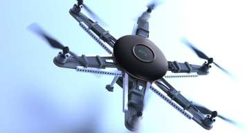Intel-powered drone controller offers open source flight control platform