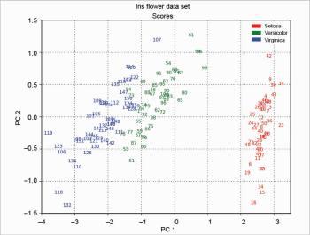 Figure 13 Scores MDP