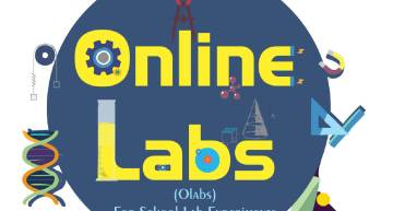 OLabs makes school laboratories accessible anytime, anywhere
