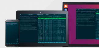 Ubuntu Terminal app