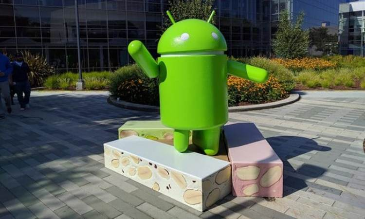 Android 7.1.2 Nougat on x86 PC