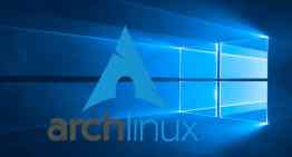 Your Windows 10 PC can now run Arch Linux through an open source project