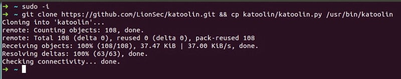 Katoolin: Installing Kali Linux Tools on a Debian-based OS