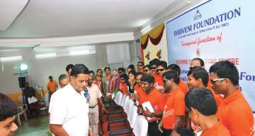Open source helps visually impaired at Thriveni Foundation become independent
