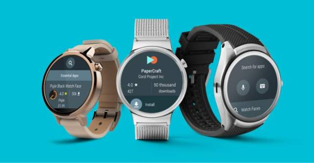 Android Wear 2.0 Google Play Store