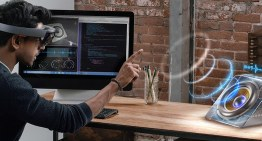 HoloJS lets JavaScript developers build HoloLens apps