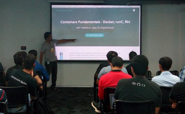Container Fundamentals