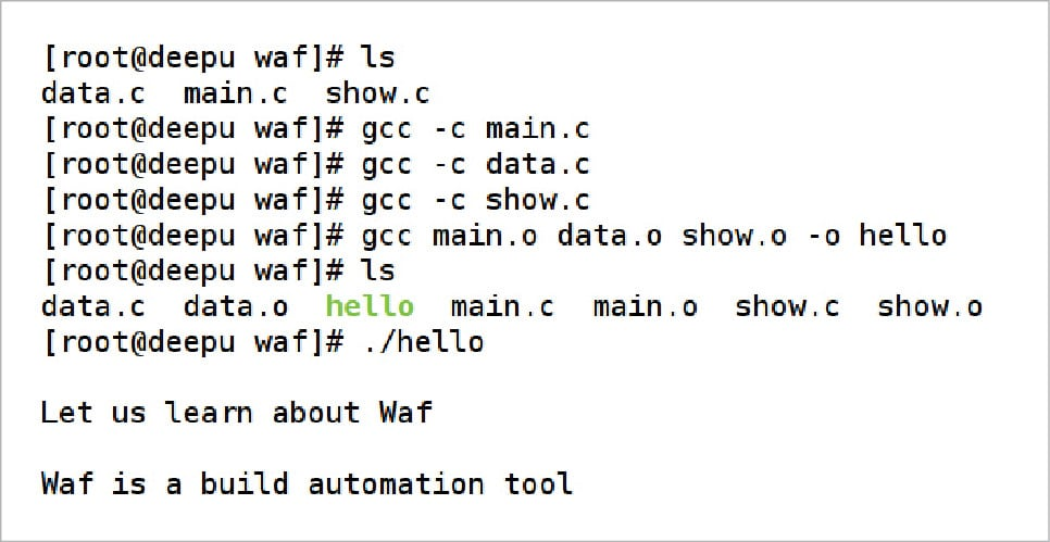 Waf: An excellent build automation tool - Open Source For You