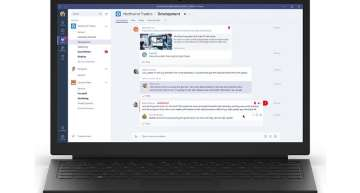 Microsoft Teams gives enterprises a unified way to interact and collaborate