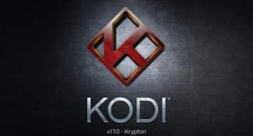 Kodi 17.0 Krypton brings 10-foot interface