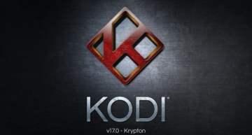 Kodi 17.0 Krypton brings 10-foot interface