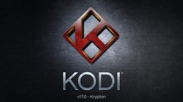 Kodi 17.0 Krypton