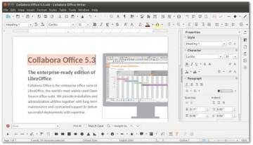 Collabora Office 5.3 debuts with all latest features from LibreOffice
