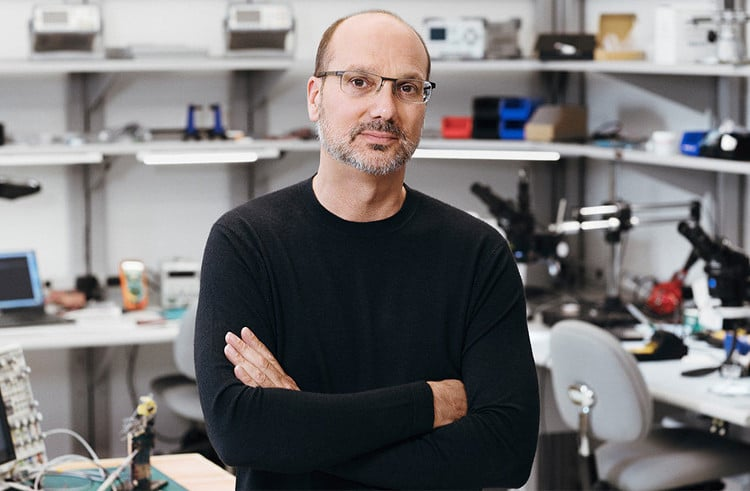 android maker andy rubin unveils open source smart home. Black Bedroom Furniture Sets. Home Design Ideas