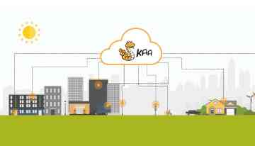 Kaa: An easy-to-use platform for building IoT solutions