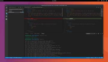Microsoft's Visual Studio Code snap package debuts for Linux distros