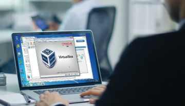 Using a Virtual Machine to Run Linux on Windows