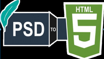 Easiest way to convert PSD files into HTML