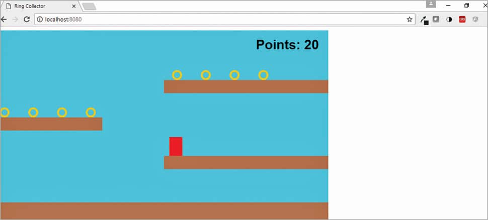 Using PhaserJS to Speed Up 2D Game Development - open source
