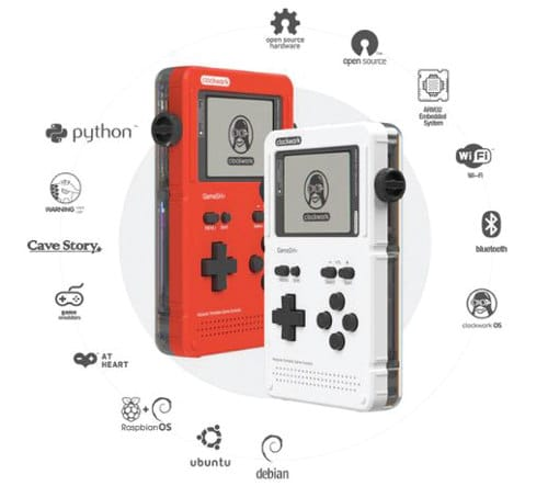 GameShell: The Handheld Open Source Gaming Console
