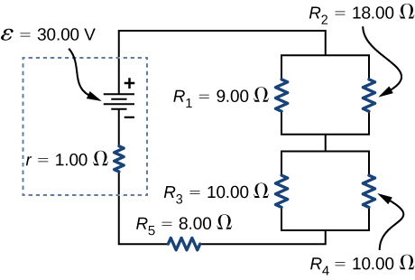 What Is The Equivalent Resistance Of Group A Of Resistors