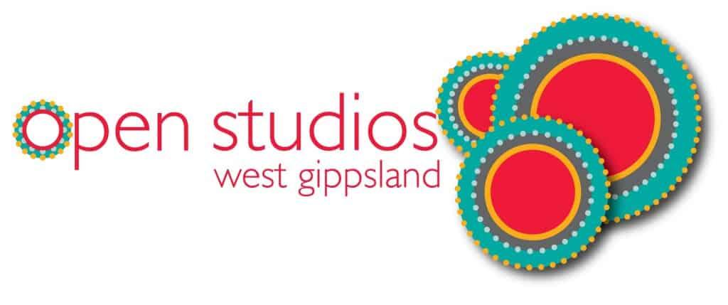 Open Studios West Gippsland Logo