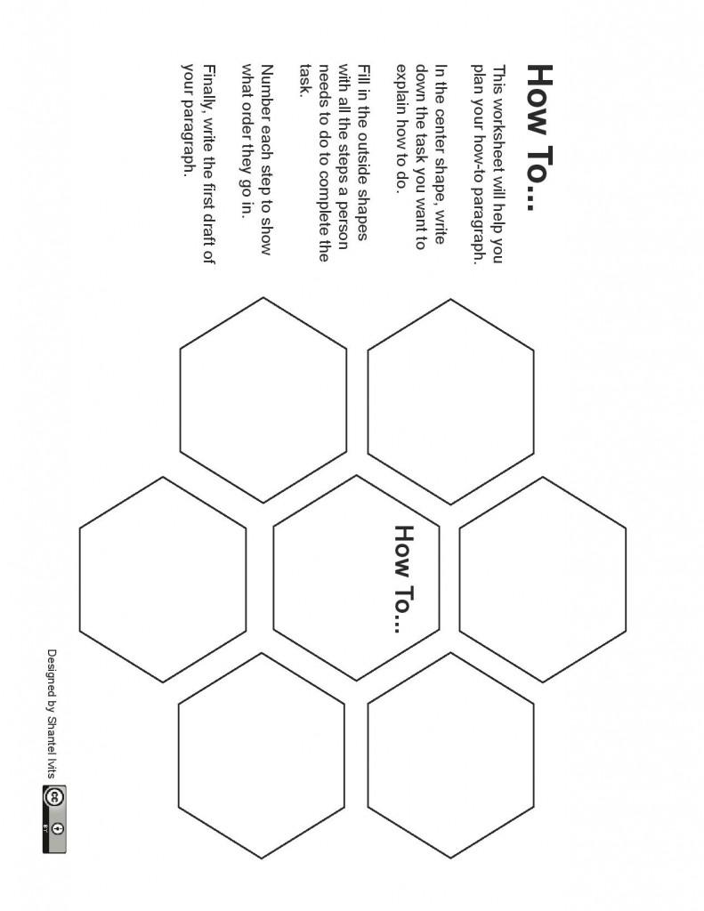 Appendix 1: Graphic Organizers
