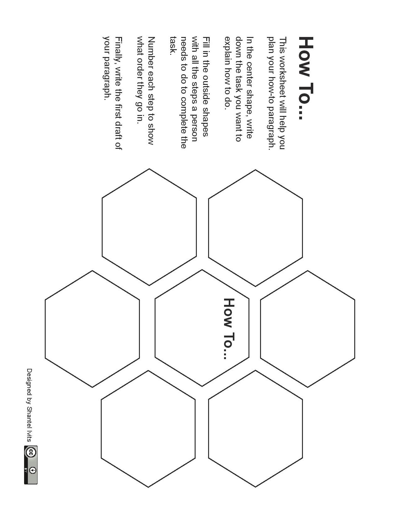 Appendix 1 Graphic Organizers Bc Reads Adult Literacy