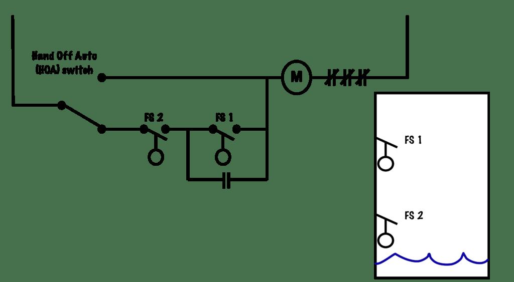 Sump-Pump Circuit