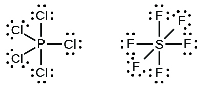 electron dot diagram for s trailer led lights wiring uk 7 3 lewis symbols and structures chemistry two are shown the left shows a phosphorus atom single bonded to five