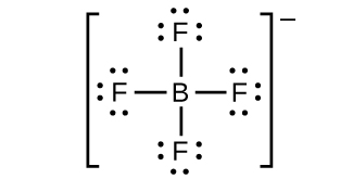 7.3 Lewis Symbols and Structures