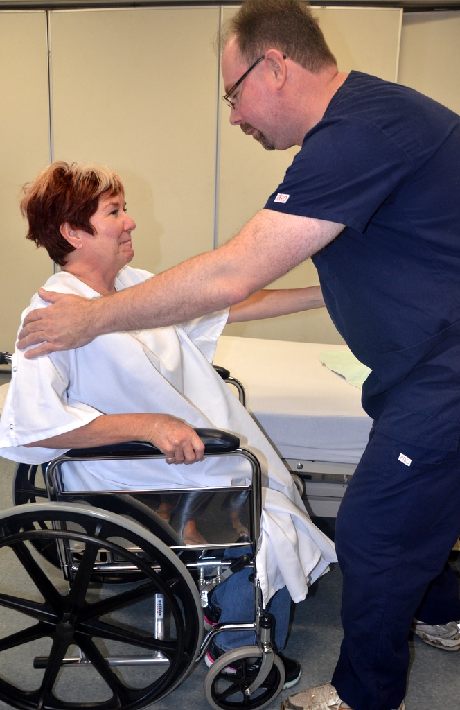 37 Patient Transfers  Clinical Procedures for Safer