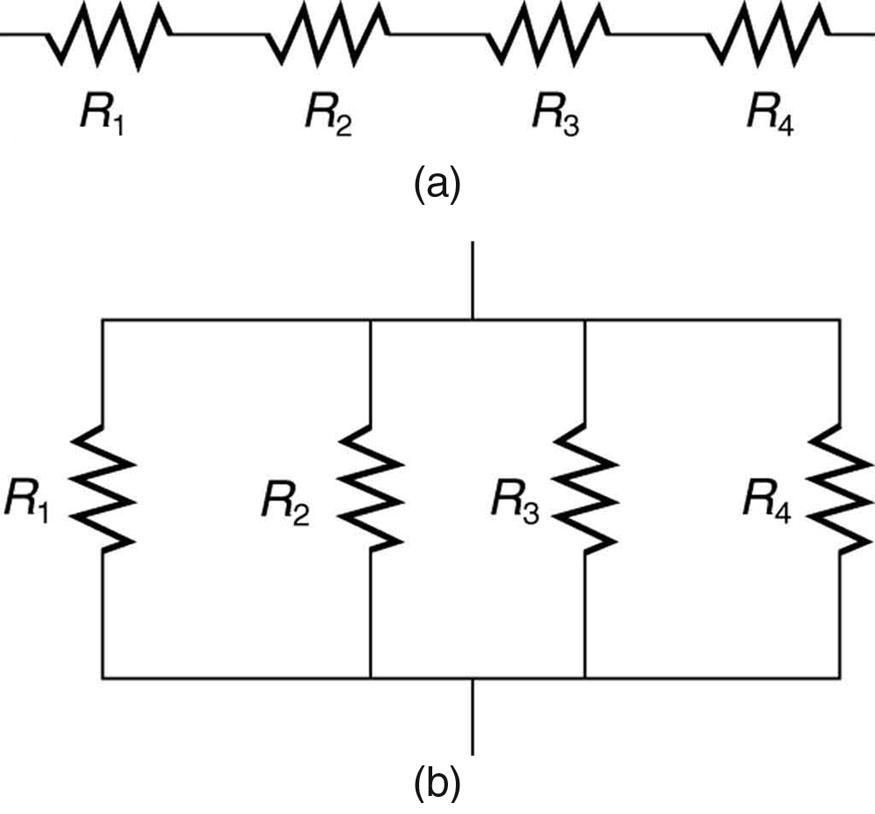 resistors in a series circuit