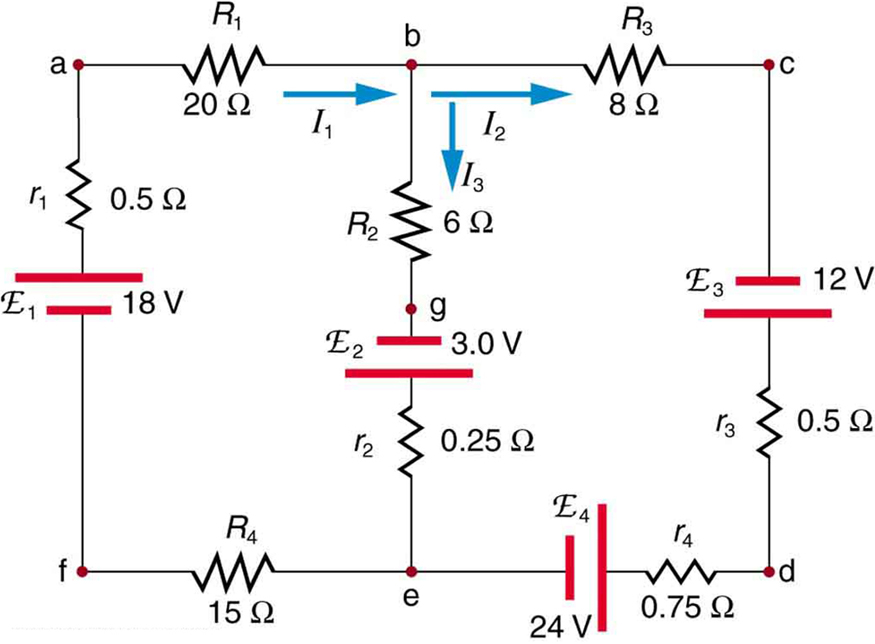series circuit rules