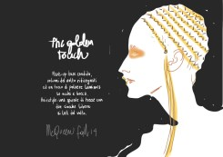Beauty & Make-up tips sketched by Open Toe