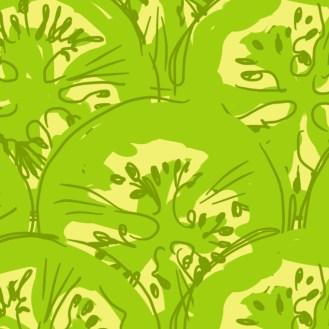 Green Tomato Texture - final design