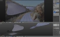 Laying out the landscape geometry