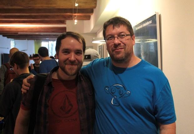 Manuel-Albert_and_me