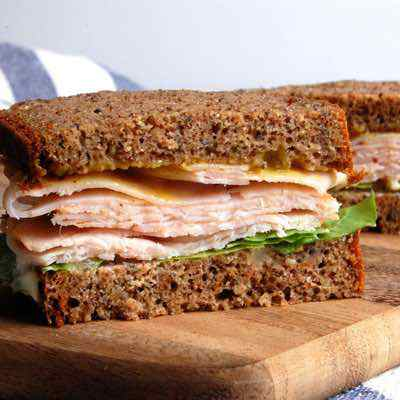 Easy Paleo Sandwich Bread