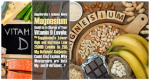 Magnesium Could be in Charge of Your Vitamin D Levels: Supplements Lower High and Increases Low 25OHD Levels