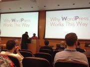 Keynote by Aaron Jorbin.