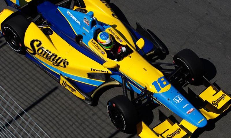 2013 car 18 blue sonnys