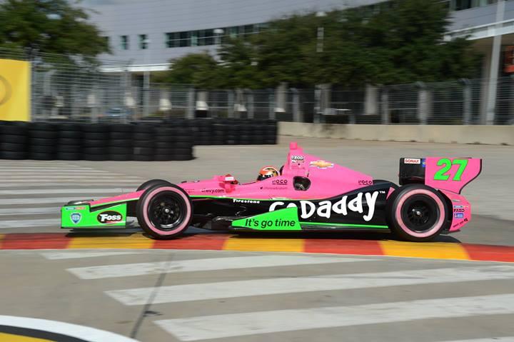 2013 car 27 pink
